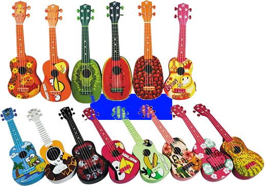 Đàn ukulele soprano ván ép giá rẻ