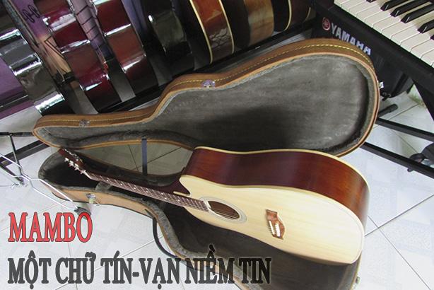 nơi bán đàn guitar giá rẻ tại tphcm