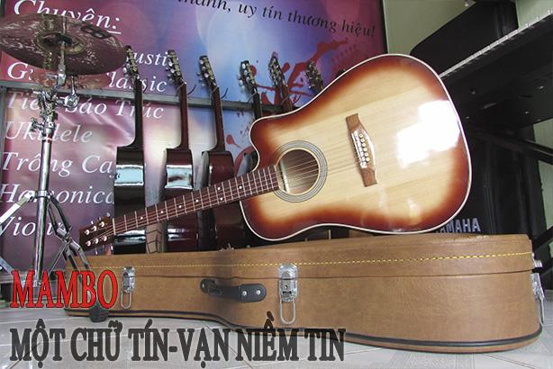 địa chỉ bán đàn guitar giá rẻ ở tphcm-MAMBO