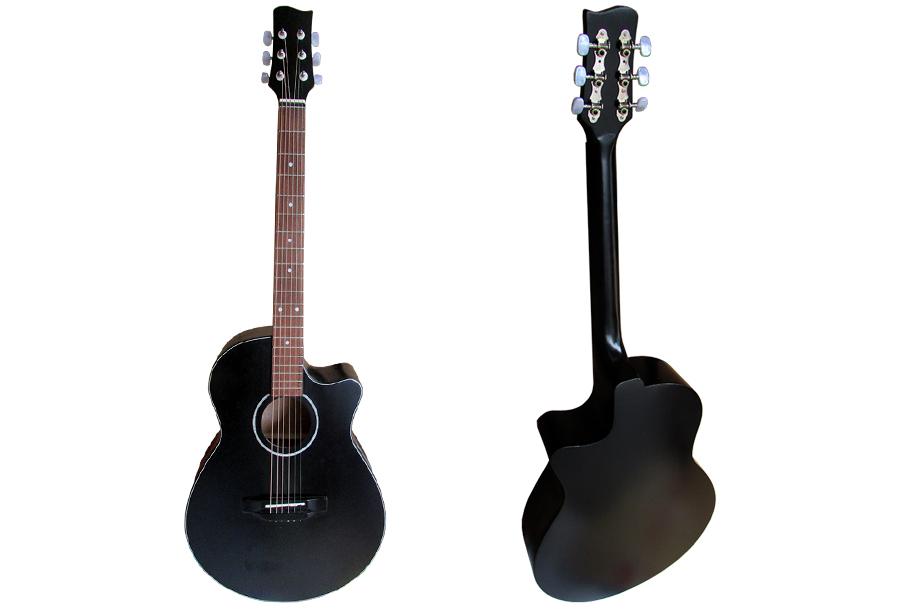 Đàn Guitar Acoustic ACM-70-Màu Đen