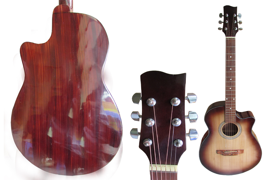 Đàn Guitar Acoustic ACM-70 (Màu Nâu)