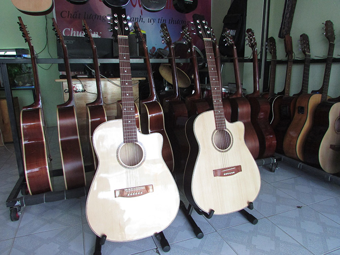 Đàn Guitar Acoustic ACM-ET85