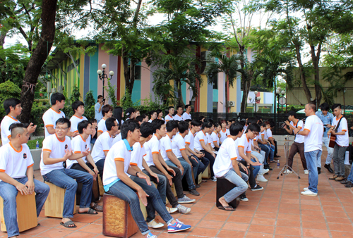 Địa Chỉ Học Trống Cajon Quận 10-Tp. Hồ Chí Minh