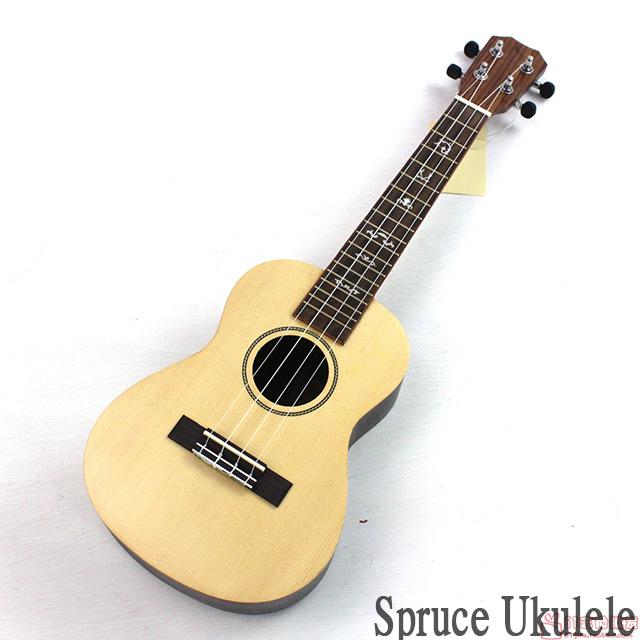 Đàn ukulele gỗ thông