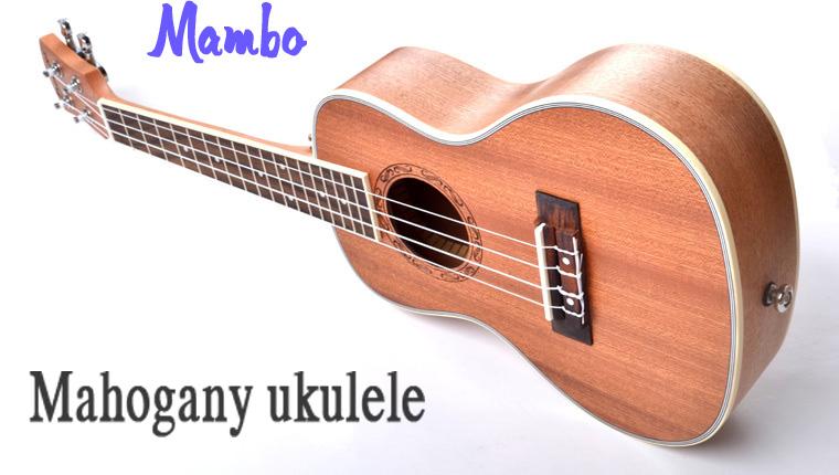 Đàn ukulele hồng đào bắc phi