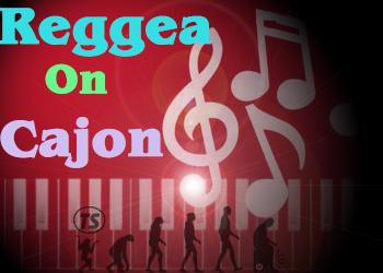Học trống cajon điệu Reggea