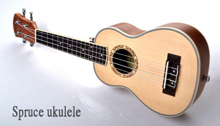 Đàn ukulele spruce
