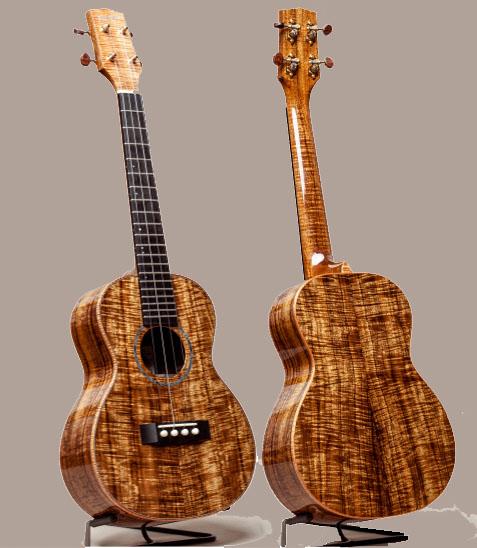Mua đàn ukulele gỗ koa
